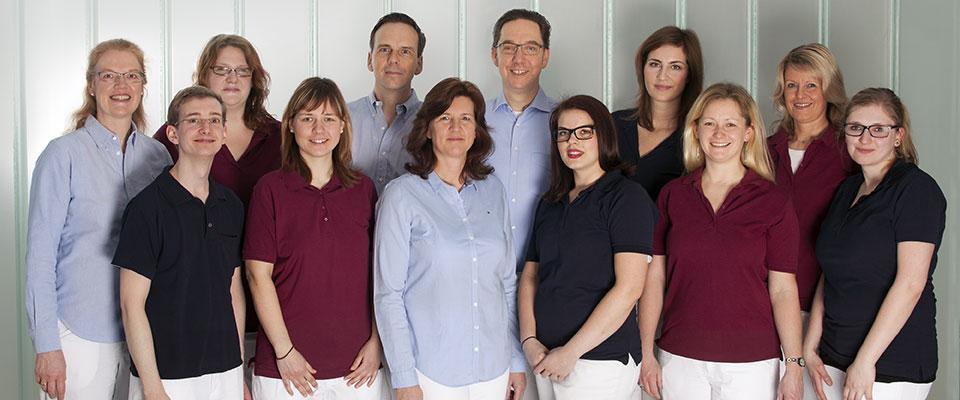 Gruppenbild Diabetes Team Weissensee